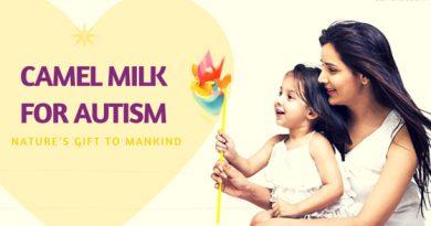اثر شیر شتر بر درمان اوتیسم